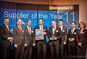 Voted the best supplier – Conti honours Alupress